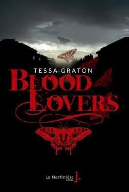 Couverture du livre : The Blood Journal, Tome 2 : Blood Lovers