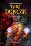 couverture Tara Duncan, Tome 3 : Le Sceptre maudit