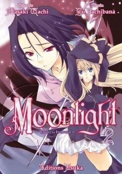 Couverture de Moonlight : Tome 2