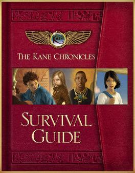 Couverture du livre : The Kane Chronicles Survival Guide
