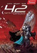 42 Agents Intergalactiques, Tome 5 : Cal'Han : (2/2) Ames soeurs