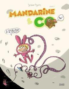 Couverture du livre : Mandarine & Cow tome 2