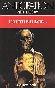 Couverture du livre : FNA -1295- L'Autre race...