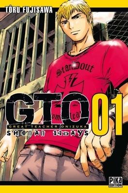 Couverture du livre : GTO - Shonan 14 days, tome 1