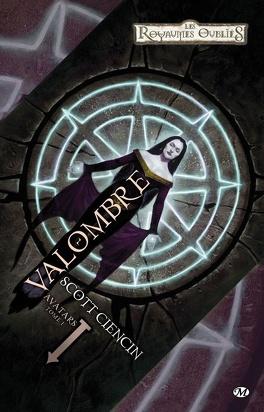 Couverture du livre : La Séquence des avatars, tome 1 : Valombre