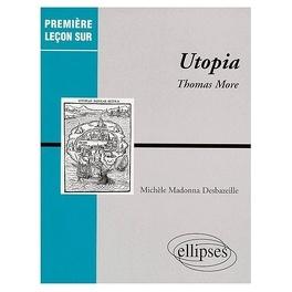 Couverture du livre : Utopia