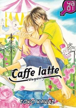 Couverture du livre : Caffe Latte Rhapsody