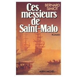 Couverture du livre : Ces messieurs de Saint-Malo