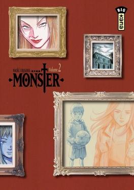 Couverture du livre : Monster, Intégrale de luxe T2