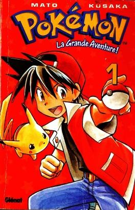 Couverture du livre : Pokémon - La Grande Aventure ! Tome 1
