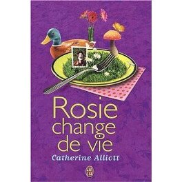 Couverture du livre : Rosie change de vie
