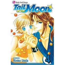 Couverture du livre : Tail of the moon, tome 4