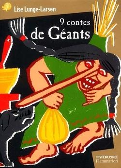 Couverture de 9 contes de géants