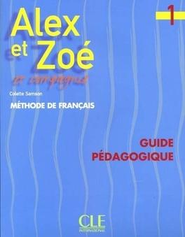 Couverture du livre : Alex et Zoé et compagnie 2 : cahier d'activités