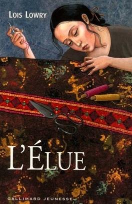 Couverture du livre : L'Élue
