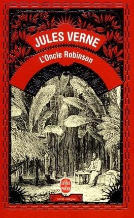 Couverture du livre : L'oncle Robinson
