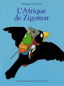 Couverture du livre : L'Afrique de Zigomar