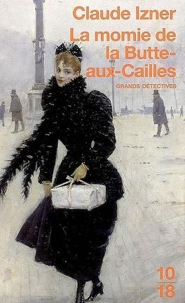 Couverture du livre : La momie de la Butte-aux-Cailles