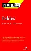 Profil – Jean de La Fontaine : Fables