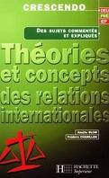 Théories et concepts des relations internationales : Deug, IEP
