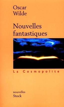 Couverture du livre : Nouvelles fantastiques