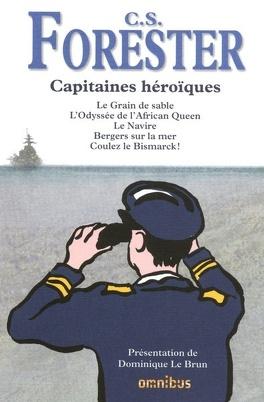 Couverture du livre : Capitaines héroïques
