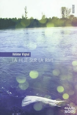 Couverture du livre : La Fille sur la rive