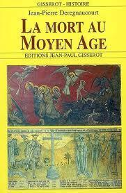 Couverture du livre : La mort au Moyen Âge