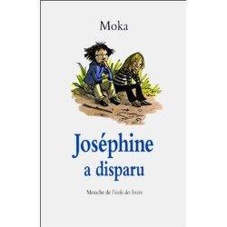 Couverture de Joséphine a disparu