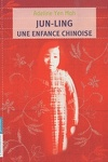 couverture Jun ling : une enfance chinoise