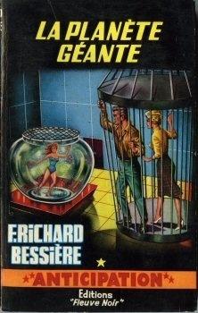 Couverture du livre : FNA -255- La Planète géante