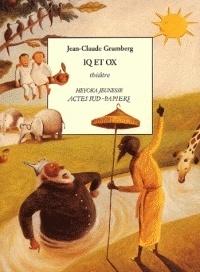Couverture du livre : Iq et Ox