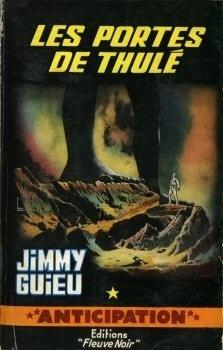 Couverture du livre : Les Portes de Thulé