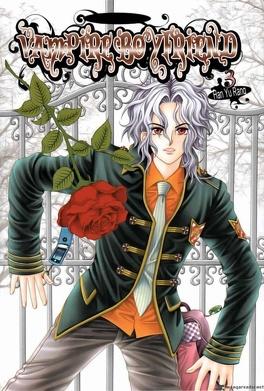 Couverture du livre : My boyfriend is a vampire, tome 3