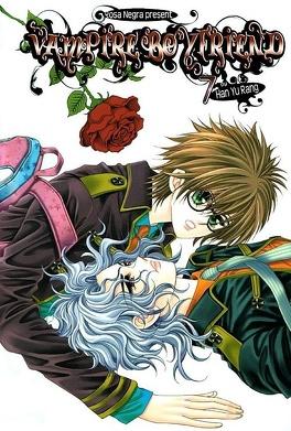 Couverture du livre : My boyfriend is a vampire, tome 7
