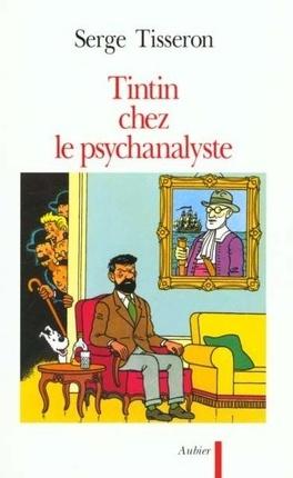 Couverture du livre : Tintin chez le psychanalyste