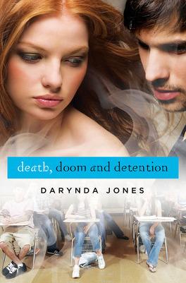 Couverture du livre : Darklight, Tome 2 : Death, Doom, and Detention