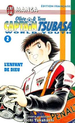 Couverture du livre : Captain Tsubasa : World youth, Tome 2
