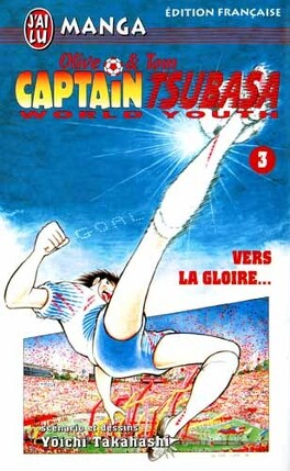 Couverture du livre : Captain Tsubasa : World youth, Tome 3