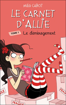 Couverture du livre : Allie Punchie, Tome 1 : Le Déménagement