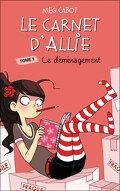 Allie Punchie, Tome 1 : Le déménagement