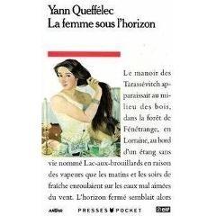 Couverture du livre : La femme sous l'horizon