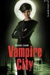 couverture Vampire City, Tome 4 : La Fête des fous
