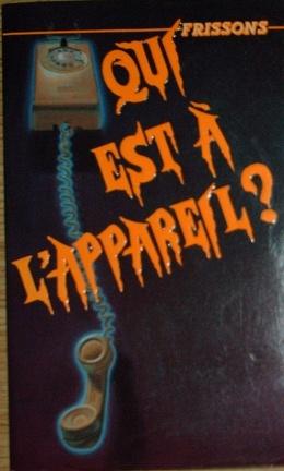 Couverture du livre : Qui est à l'appareil ?