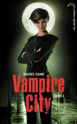 Couverture du livre : Vampire City, Tome 4 : La Fête des fous