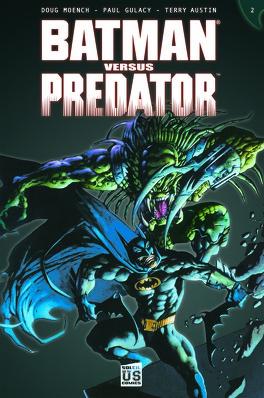 Couverture du livre : Batman versus Predator tome 2