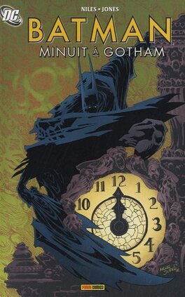 Couverture du livre : Batman - Minuit à Gotham