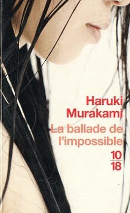 Couverture du livre : La Ballade de l'impossible