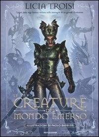 Couverture du livre : Les créatures du Monde Emergé