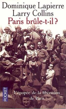Couverture du livre : Paris brûle-t-il?